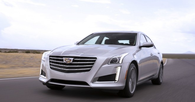 10.28.16 - 2017 Cadillac CTS
