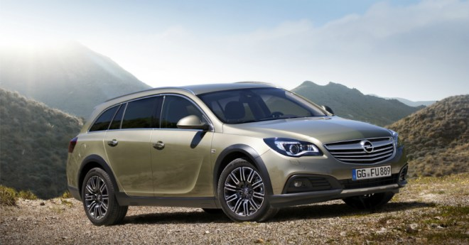 11.30.16 - Opel Insignia Country Tourer
