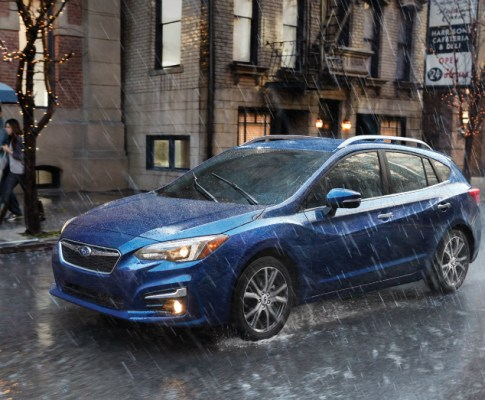 2017 Subaru Impreza: Stepping Up with a New Model