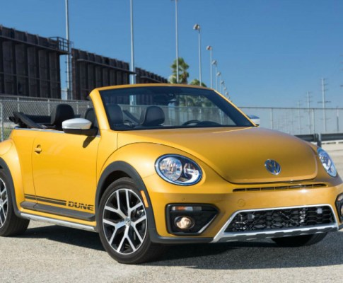 2017 Volkswagen Beetle: A Modern Icon