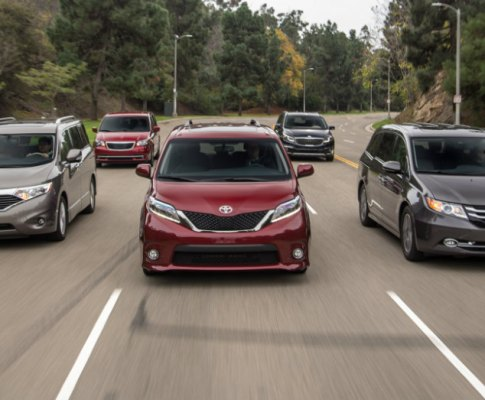 Best on the Road: Minivan Edition