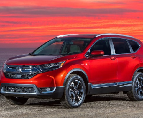 The Second Year for the Honda CR-V You Love