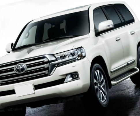 Let the Toyota Land Cruiser Take You Away