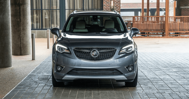 The Buick Envision Sets New Standards
