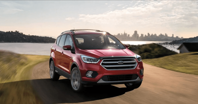 Ford Allows You the Escape You Need