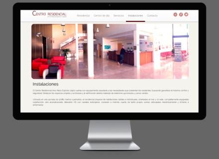 Web Centro Residencial