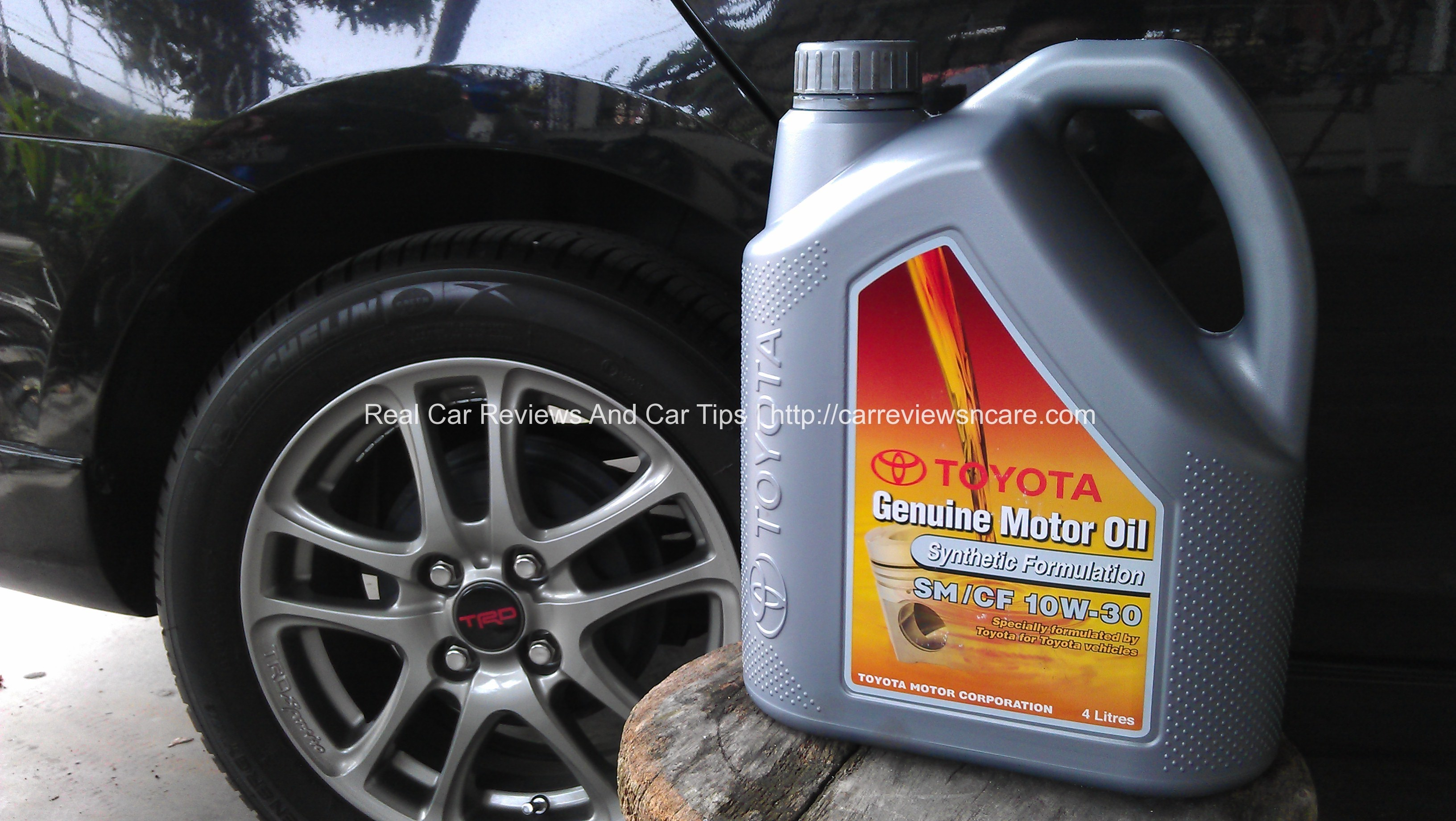 Syn Oil What S The Right Engine Oil For Your Car Car Rc