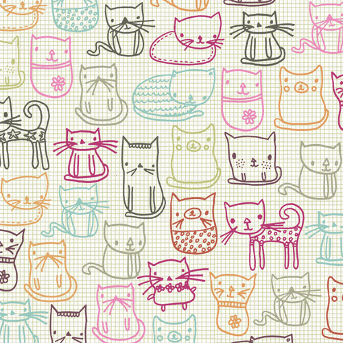 Toy-toys Shop The Online Home Of Uk Doodler Carrie Lewis » Cat