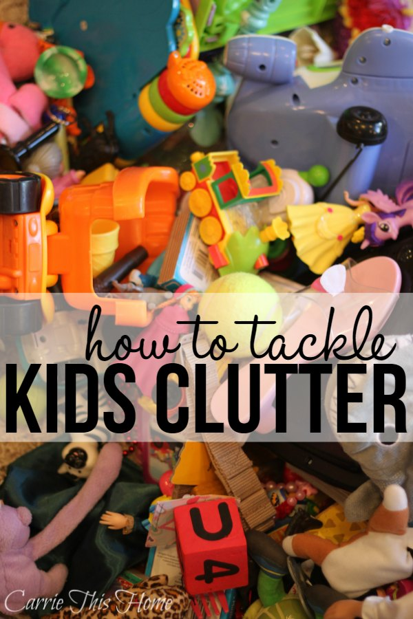 tackle kid clutter carrie home simple kitchen organization ready tackle clutter