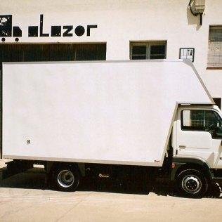 Caixa Tancada - Carrosseries Alazor