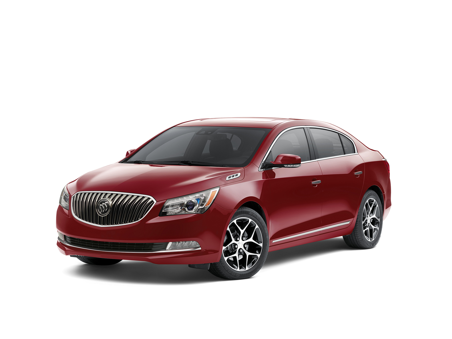 Regal Led Headlamp 2016 Buick Lacrosse Review Carrrs Auto Portal