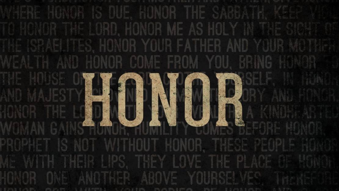 Honor and Authority in Luke 9