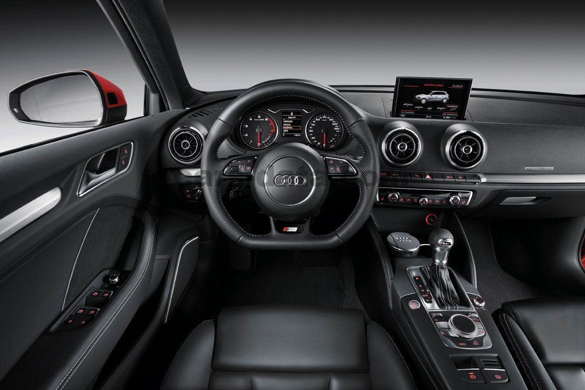 A3 Interieur Audi A3 Sportback 2013 Pictures 10 Of 28 Cars Data