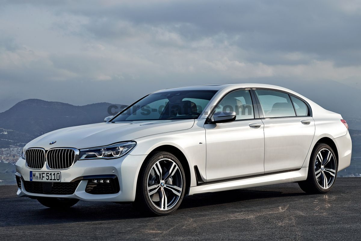 7 Serie Bmw 7 Series 2015 Pictures 28 Of 55 Cars Data
