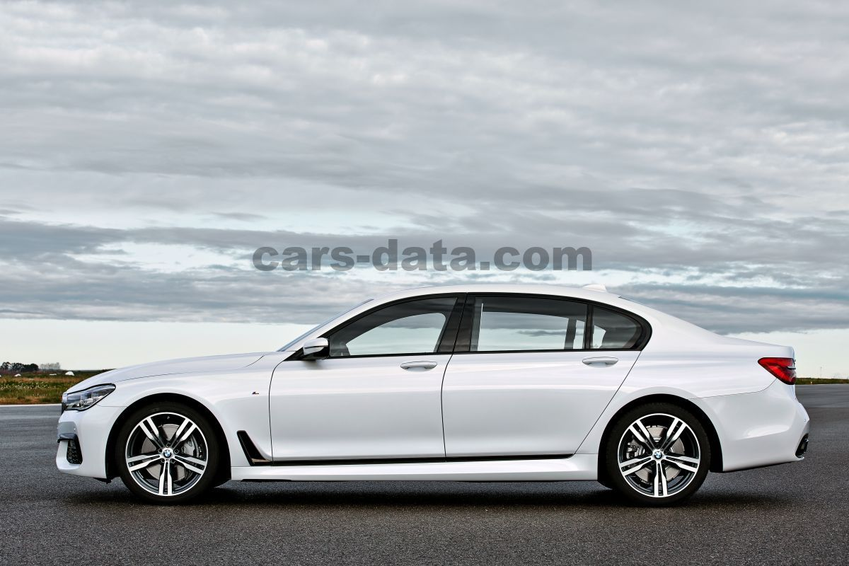 7 Serie Bmw 7 Series 2015 Pictures 32 Of 55 Cars Data