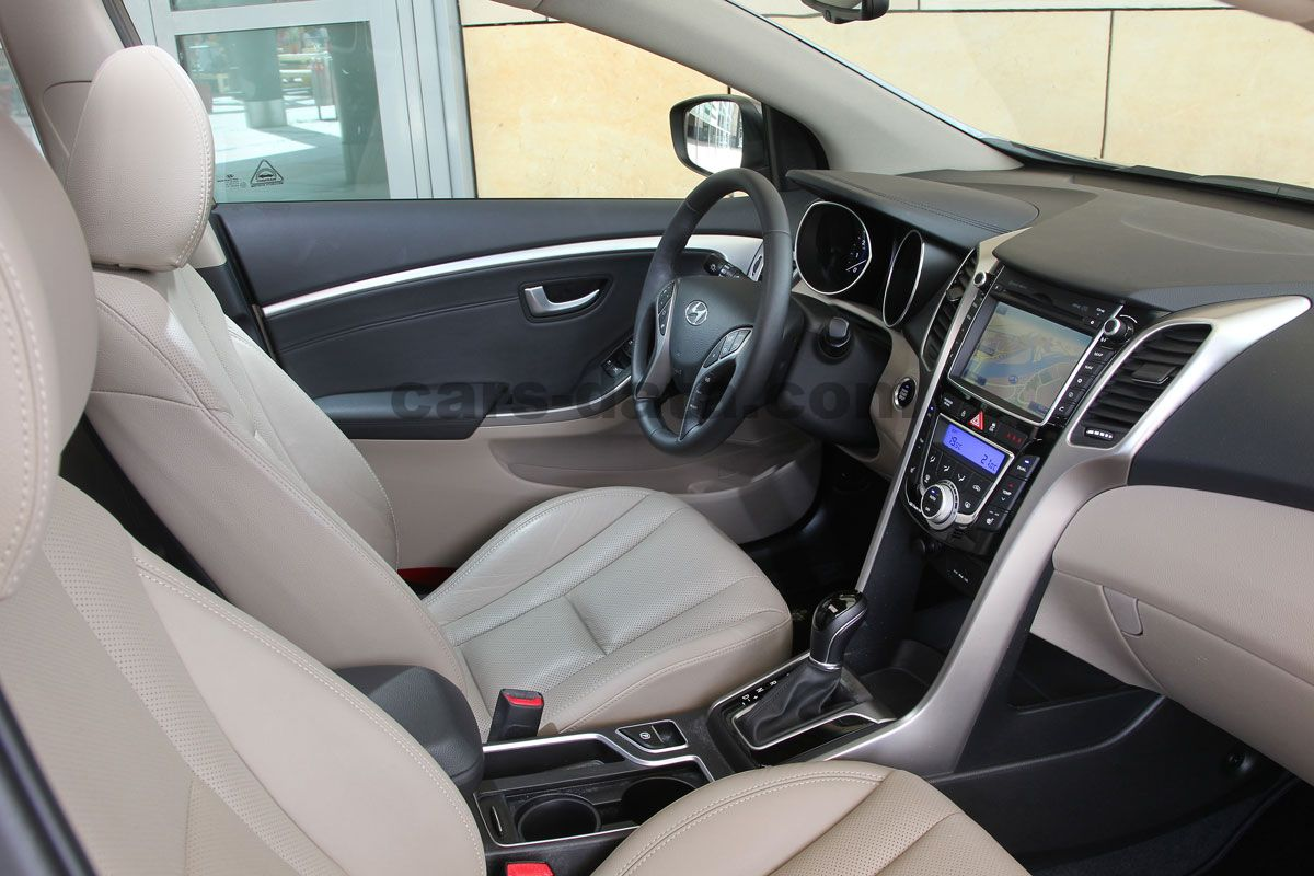 Hyundai I30 Interieur Hyundai I30 2012 Pictures 14 Of 21 Cars Data