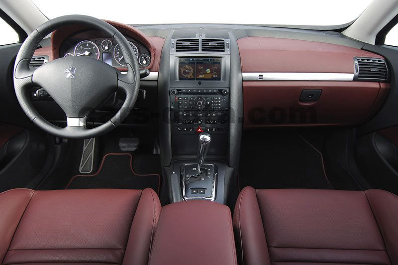 Saab Onderdelen Interieur Peugeot 407 Coupe 2008 Pictures, Peugeot 407 Coupe 2008
