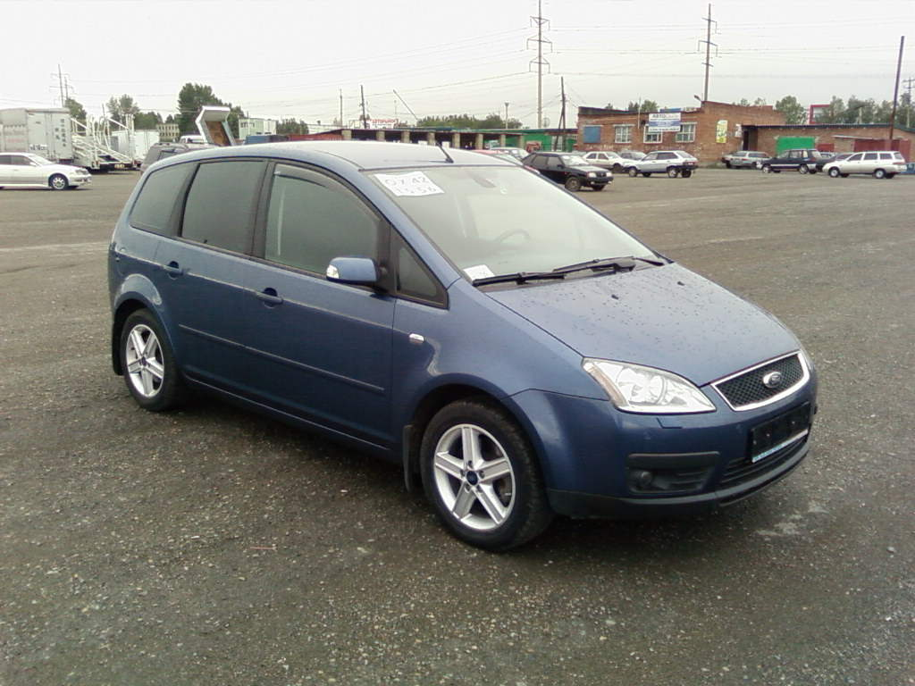 Ford C Max Schiebetür 2005 Ford C Max Photos 2 Gasoline Ff Manual For Sale