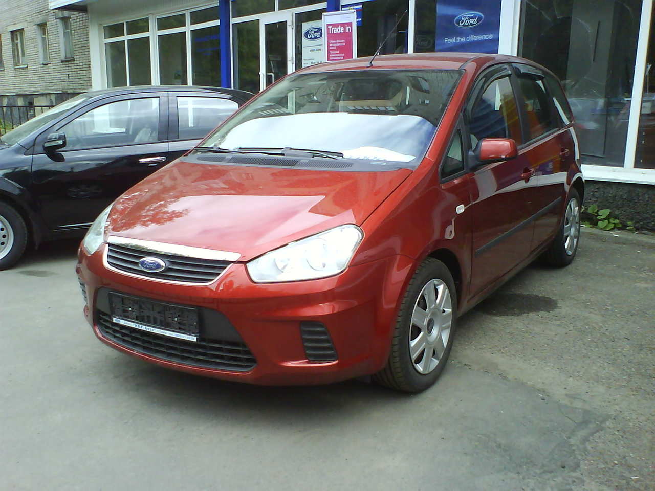 Ford C Max Automatic Problems 2008 Ford C Max Pictures 2 0l Gasoline Ff Automatic