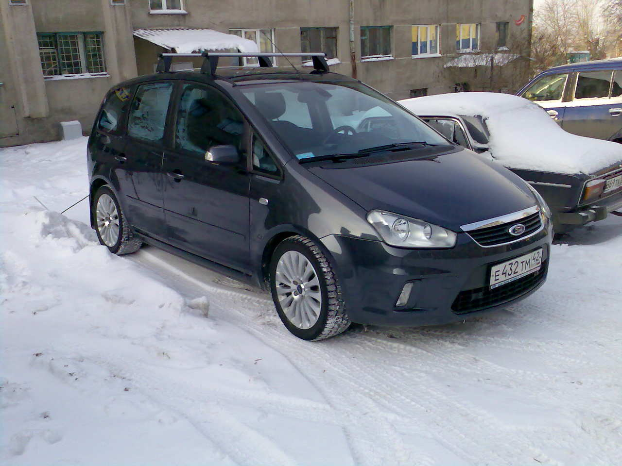 Ford C Max Schiebetür 2008 Ford C Max Pictures 2000cc Gasoline Ff Manual