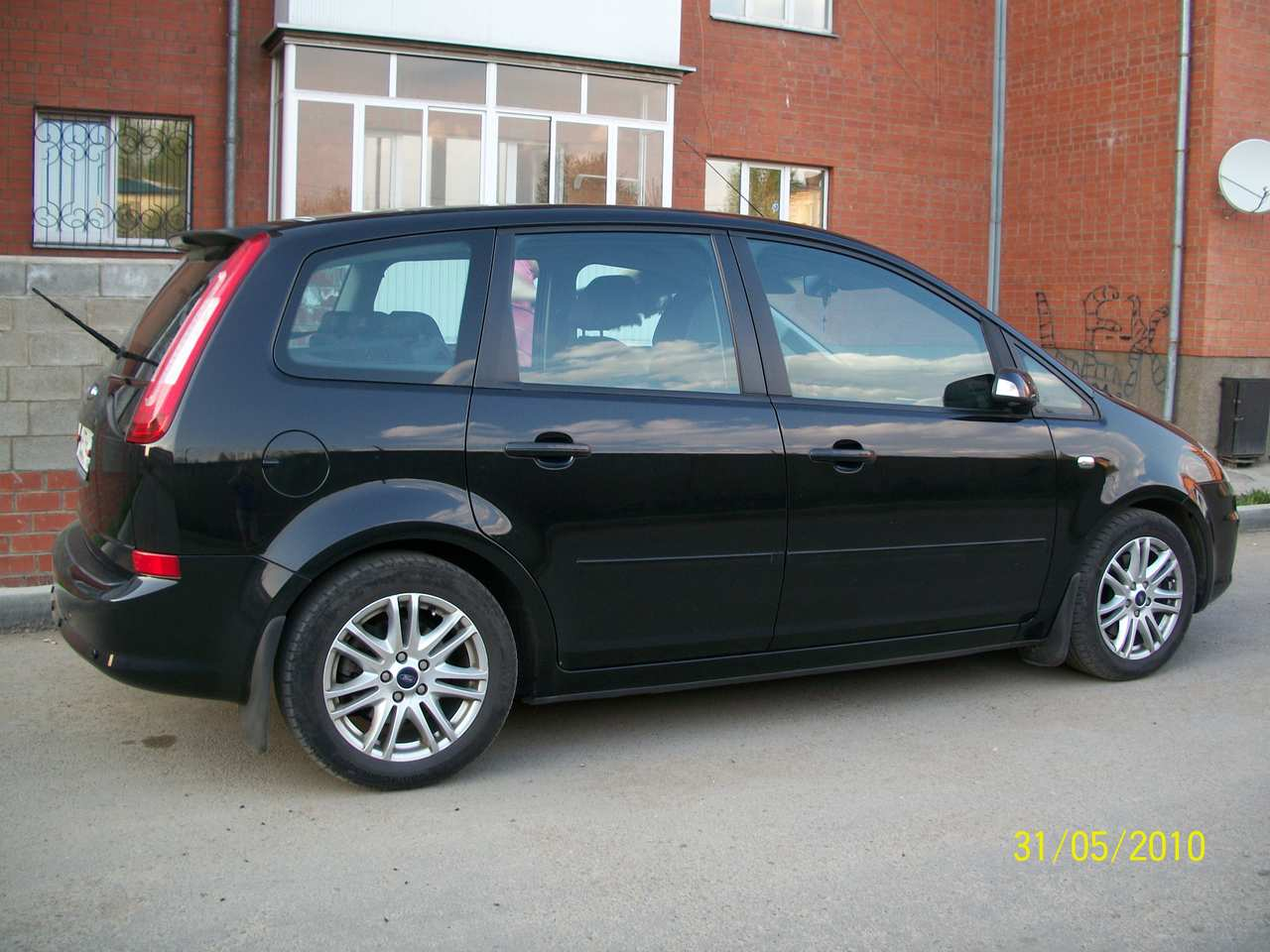 Ford C Max Automatic Problems 2008 Ford C Max Pics 2 Gasoline Ff Automatic For Sale