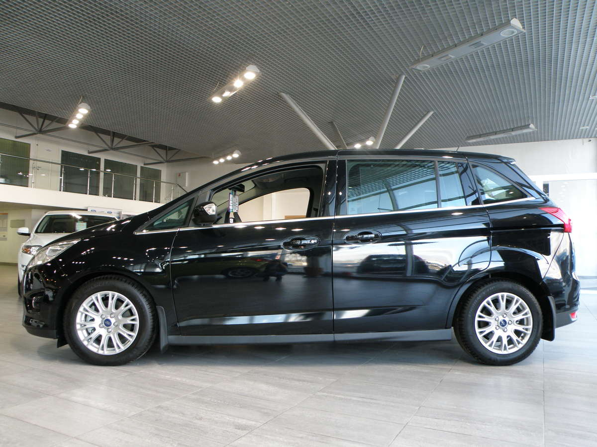 Ford C Max Automatic Problems 2011 Ford Grand C Max Pics 2 Diesel Ff Automatic For