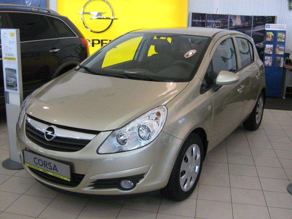 Vauxhall Corsa 2009 Review 2009 Opel Corsa Photos 1 2 Gasoline Ff Manual For Sale