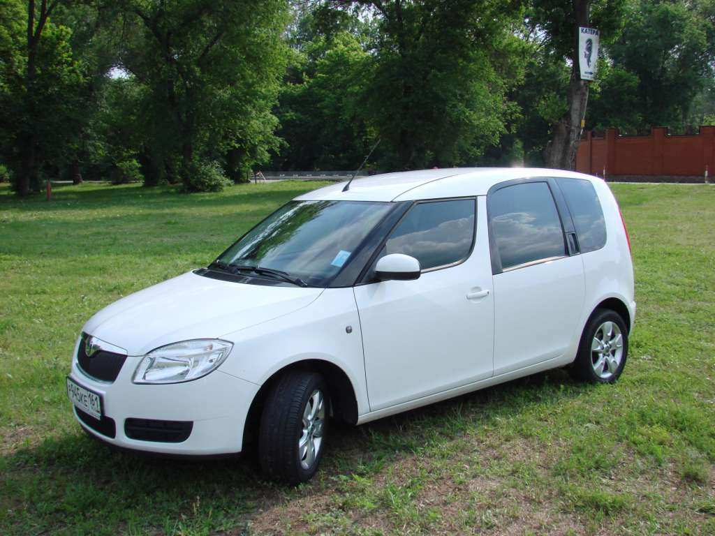 Skoda Roomster Schiebetür Used 2009 Skoda Roomster Photos 1600cc Gasoline Ff