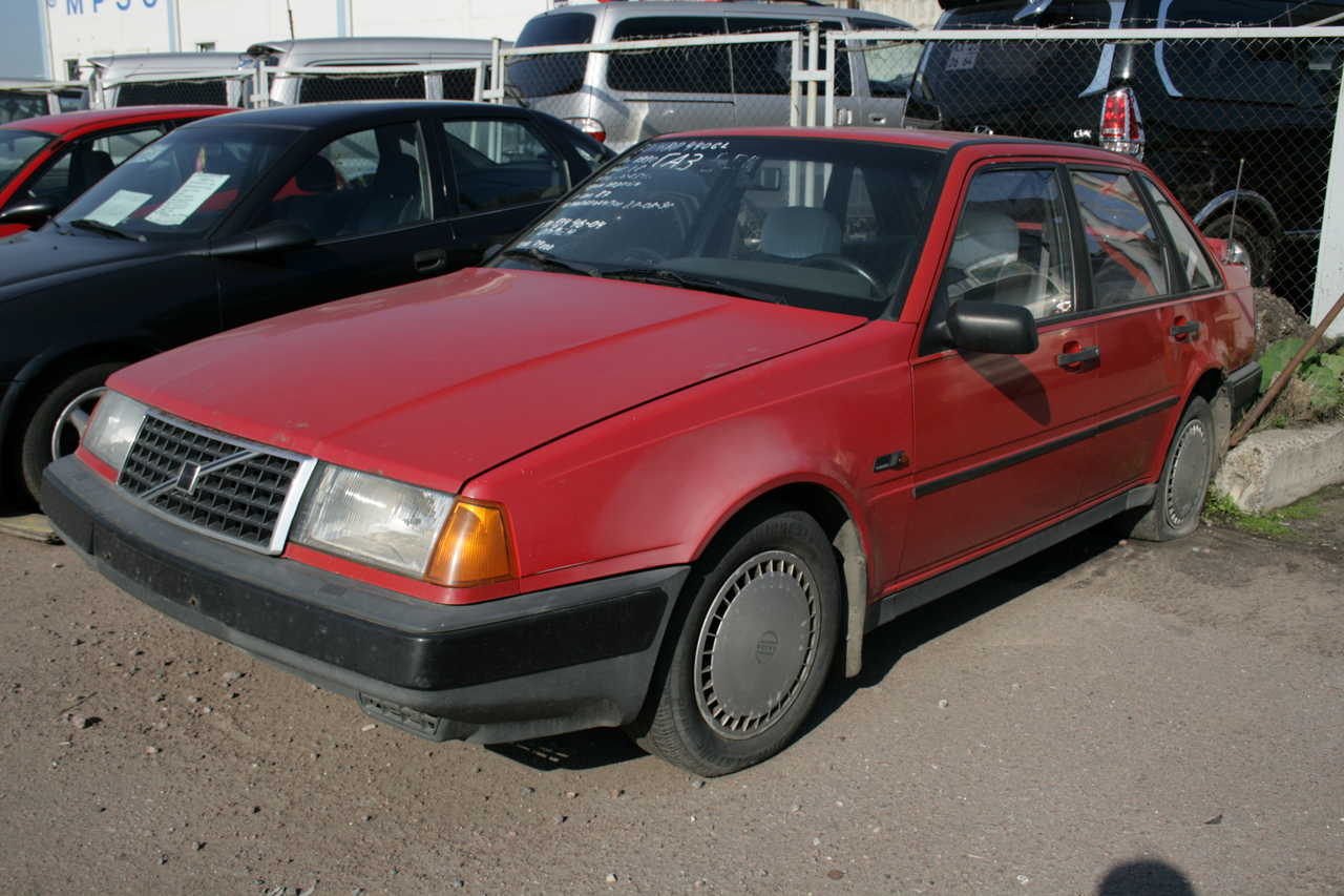 Volvo 440 1990 Volvo 440 Pictures 1800cc For Sale