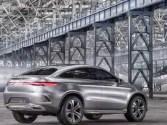 مرسيدس – بنز كوبية SUV الاختبارية 2014