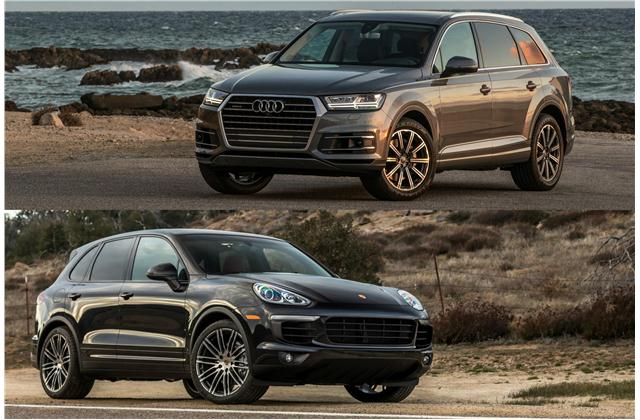 2018 Q5 For Sale 2018 Audi Q7 Vs. 2018 Porsche Cayenne: Head To Head | U.s
