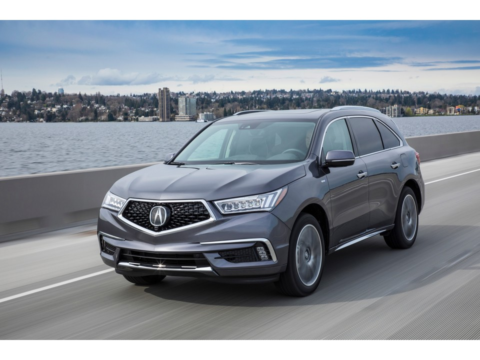 Acura MDX Hybrid Prices, Reviews and Pictures US News  World Report