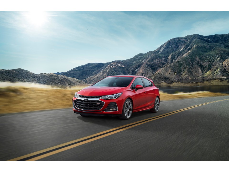 Chevrolet Cruze Prices, Reviews and Pictures US News  World Report
