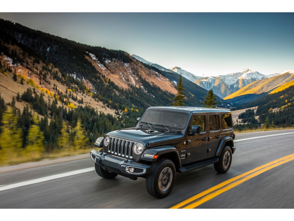 Jeep Wrangler Prices, Reviews and Pictures US News  World Report