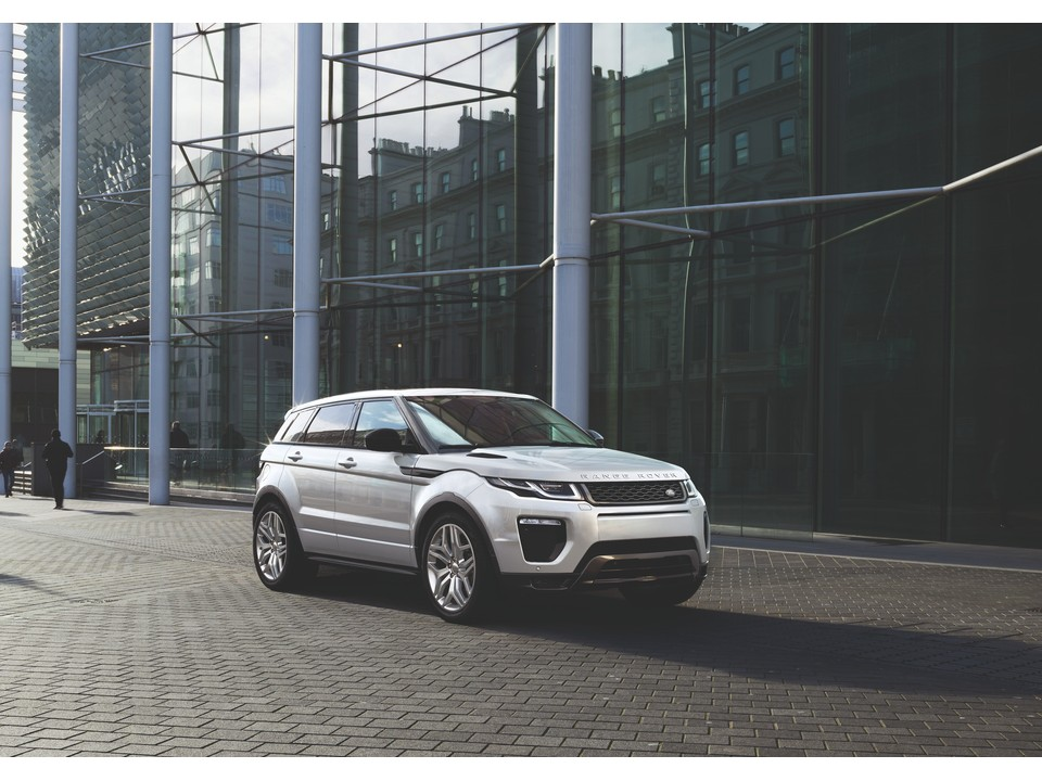 2019 Land Rover Range Rover Evoque Prices, Reviews, and Pictures