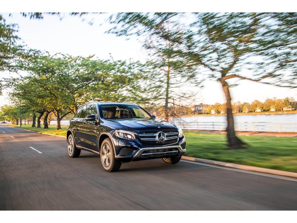 2019 Mercedes-Benz GLC-Class Interior US News  World Report