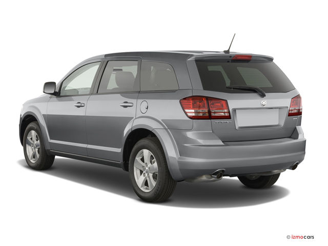2009 Dodge Journey Pictures Angular Front US News  World Report