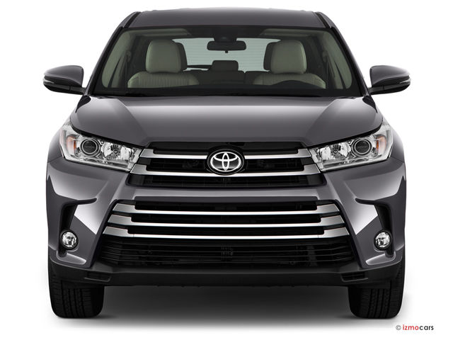 2017 toyota highlander limited new car prices