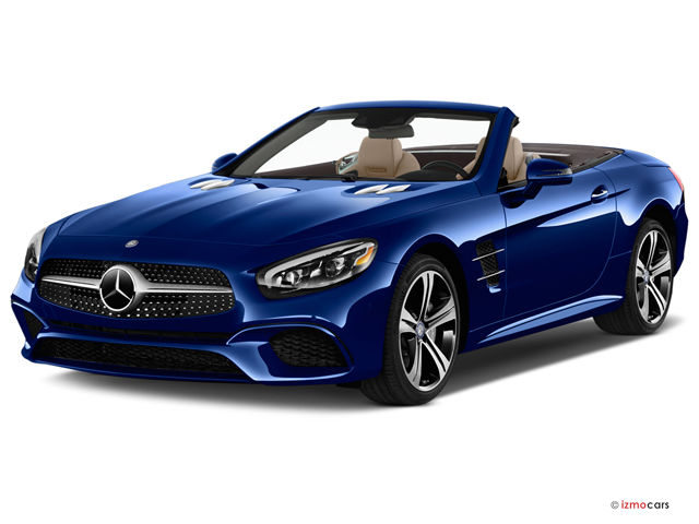 Mercedes-Benz SL-Class Prices, Reviews and Pictures US News