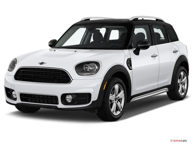 2019 MINI Cooper Countryman Cooper S ALL4 Specs and Features US