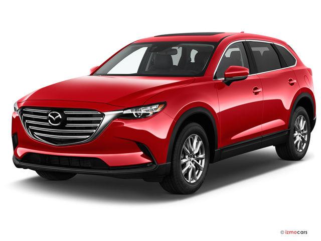 2019 Mazda CX-9 Interior US News  World Report