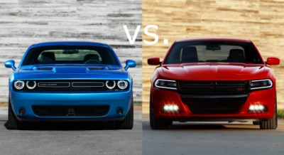 Battle of the Muscle Cars: 2016 Dodge Challenger vs. 2016 Dodge Charger | U.S. News & World Report
