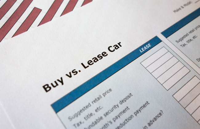 Leasing vs Buying US News  World Report