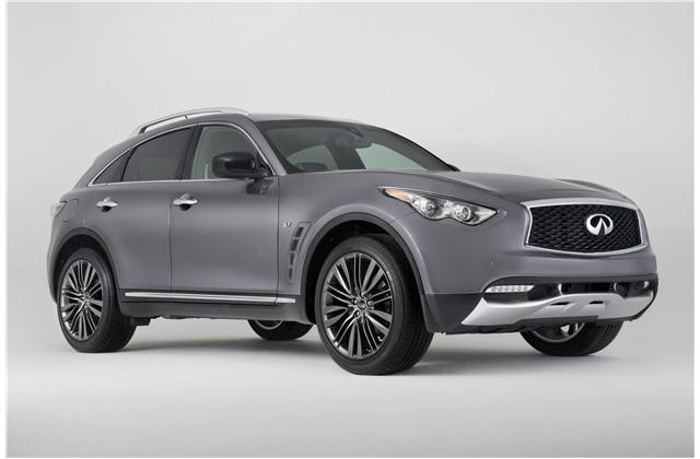 2018 Infiniti Lineup Changes US News  World Report
