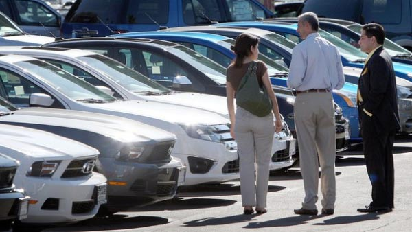 The Car Sales Steps for Selling Cars Professionally