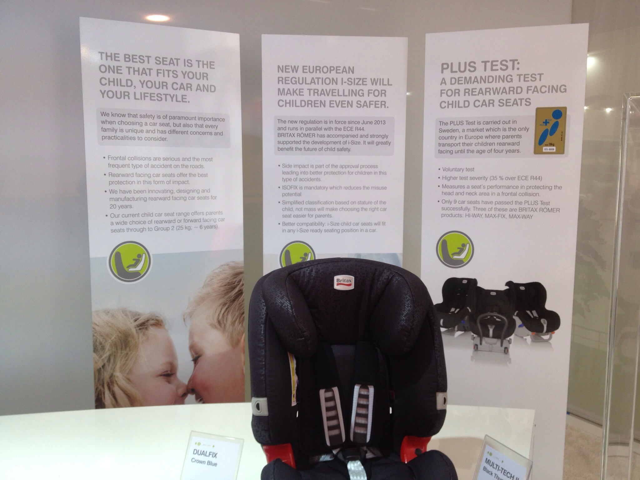 Britax Römer Trifix 2 I-size Review Blog Carseat Se Part 2