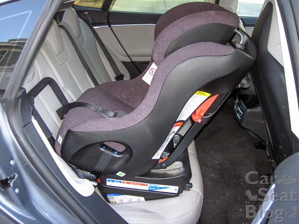 Rear Facing Car Seat How To Install Carseatblog The Most Trusted Source For Car Seat Reviews