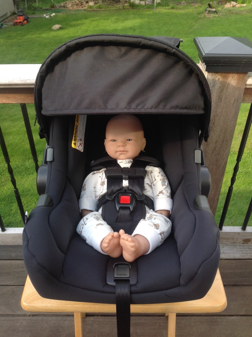 Infant Carrier That Is Not A Car Seat Carseatblog The Most Trusted Source For Car Seat Reviews