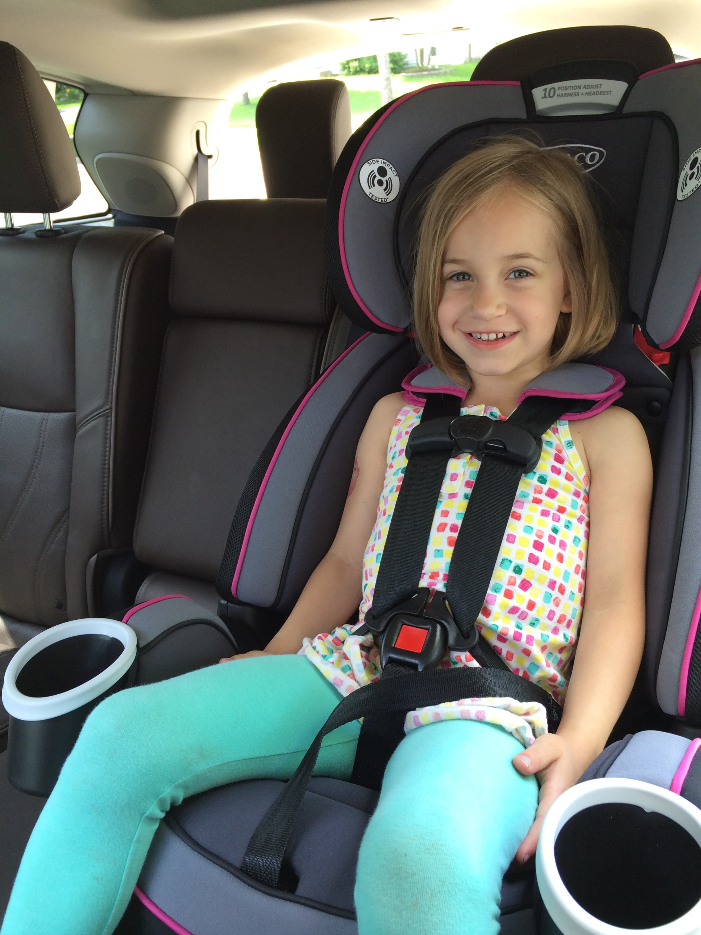 Rear Facing Car Seat Behind Driver Carseatblog The Most Trusted Source For Car Seat Reviews