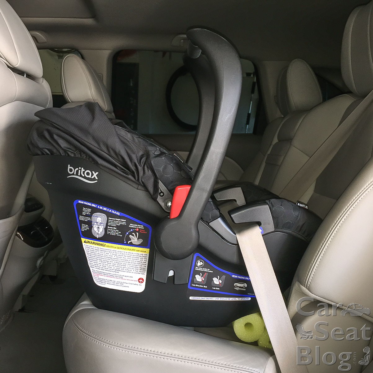 Infant Carrier For Small Car Carseatblog The Most Trusted Source For Car Seat Reviews